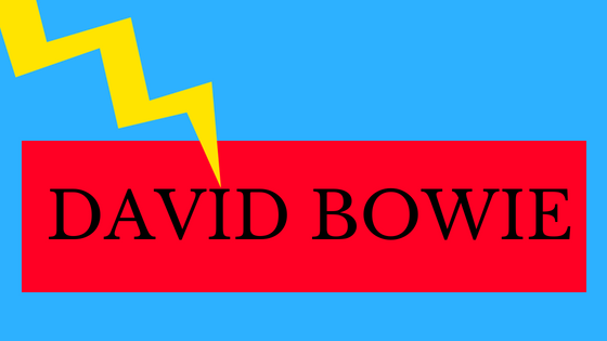 11 Things That Remind Me of David Bowie: The Prettiest Star