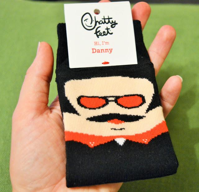 ChattyFeet are the Best Kinda Feet!