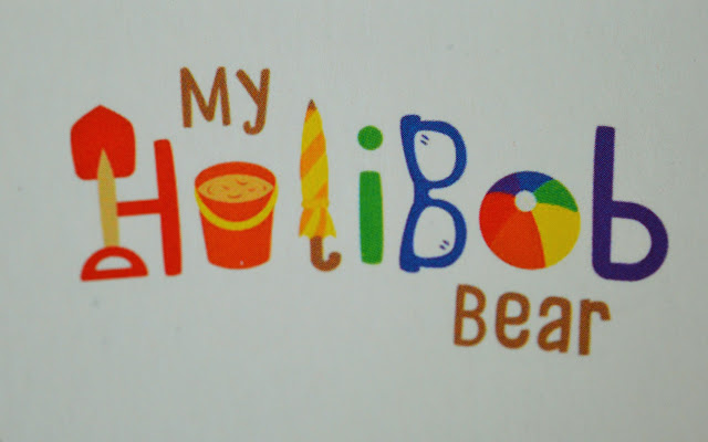 Make each day special with My Hollibob Bear!