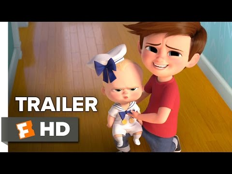 Beautifully Bold and Brilliant: The Boss Baby at Chapter Arts.