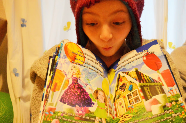 Review: Personalised books from Tell My Story Book!