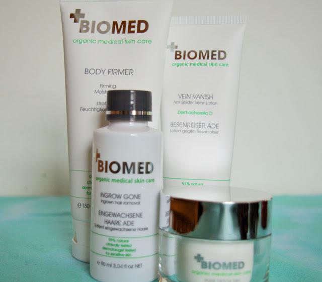 Review: Biomed Organic Skincare.