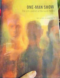 Book Review: One-Man Show – The Life and Art of Bernard Perlin by Michael Schreiber.
