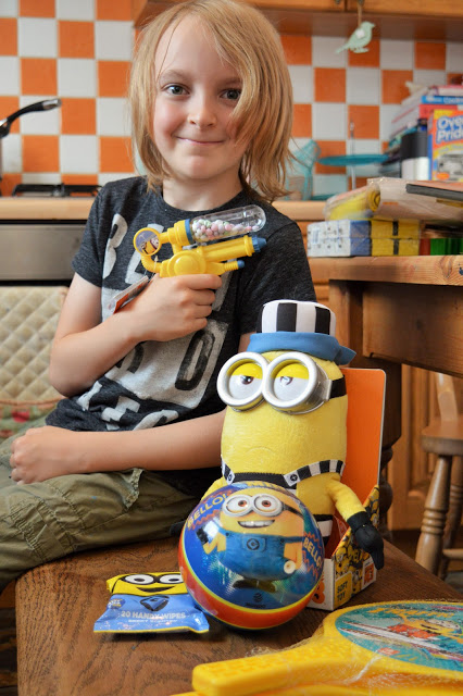 Getting Festival Ready With Despicable Me 3!