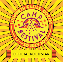 It's time for Camp Bestival!!!!