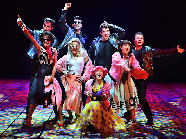 Review: Grease at Wales Millennium Centre.