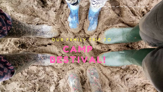 Our Family Trip to Camp Bestival!