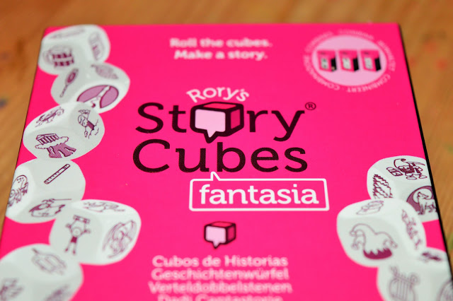 Review: Rory's Story Cubes Fantasia.