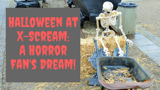 Halloween at X-Scream: A Horror Fan's Dream!