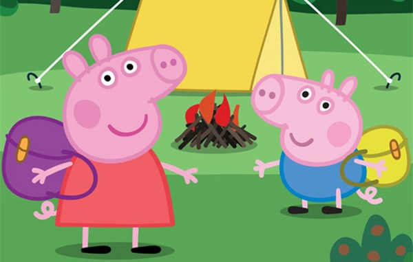 Giveaway: Peppa Pig's Adventure Comes to Cardiff!