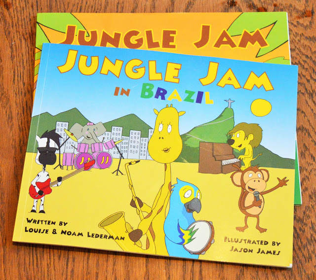 Book Review: Jungle Jam.