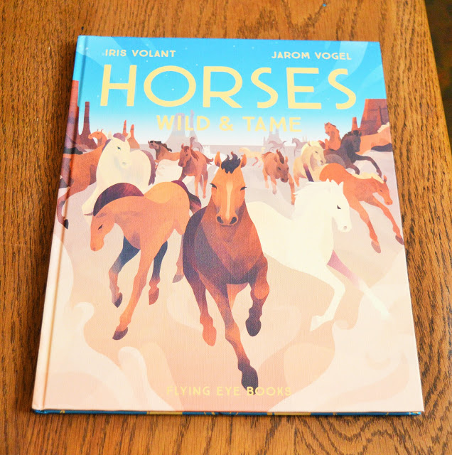 Book Review: Horses: Wild & Tame.