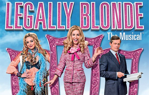Review: Legally Blonde at New Theatre.