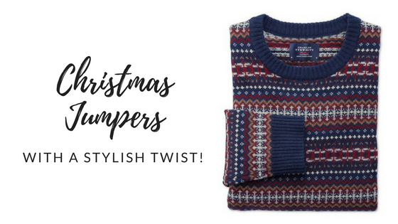 Christmas Jumpers With a Stylish Twist!