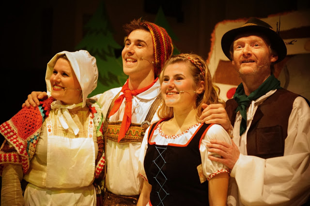 Review: Hansel & Gretel at The Gate.