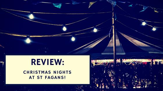 Review: Christmas Nights at St Fagans.