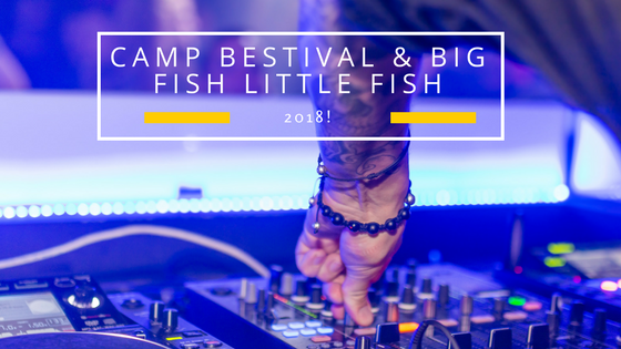Get Ready for the Camp Bestival & Big Fish Little Fish Tour 2018!
