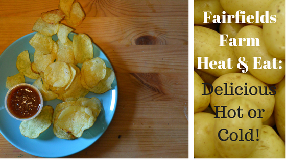 Fairfields Farm Heat & Eat™: Delicious Hot or Cold!