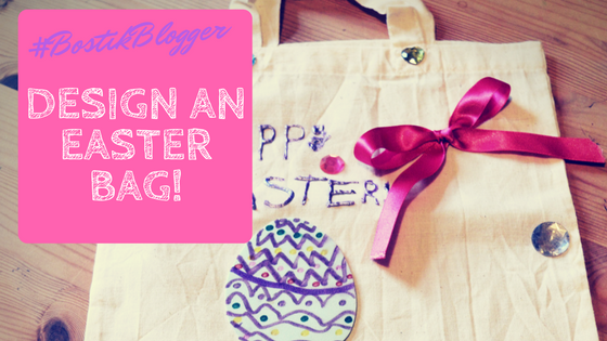Design an Easter Bag! #BostikBlogger