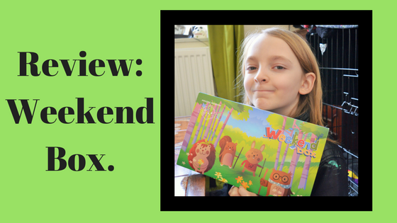 Review: The Weekend Box.