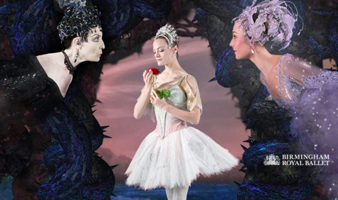 Review: Birmingham Royal Ballet – The Sleeping Beauty at Wales Millennium Centre.