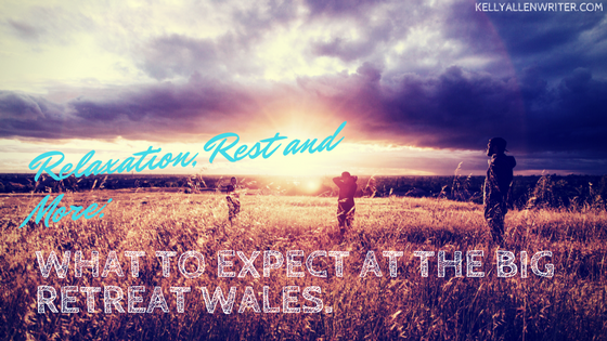 Relaxation, Rest and More: What to Expect at The Big Retreat Wales.
