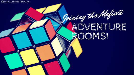 Review: Joining the Mafia at Adventure Rooms!