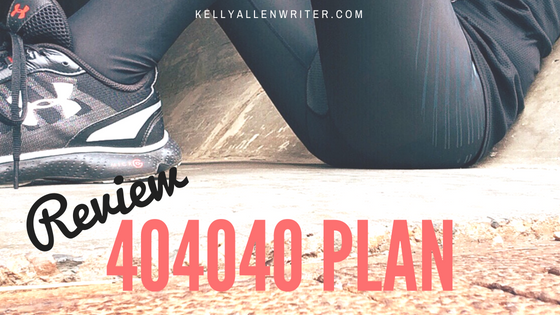 Getting Fit in Your 40s With the #404040 Plan!