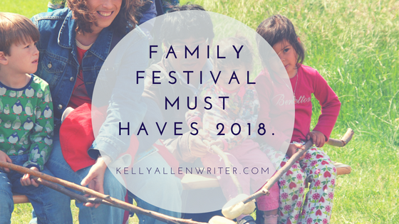 Amazing Festival Must Haves Plus a Free Printable Family Festival Checklist!