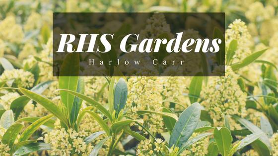 10 Reasons to Visit The Royal Horticultural Society Garden at Harlow Carr.