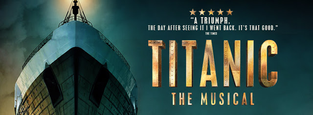 'We'll Meet Tomorrow' – Titanic The Musical at Wales Millennium Centre.