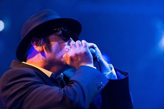 The Chicago Blues Brothers Back in Black Tour is Coming to St David's Hall!