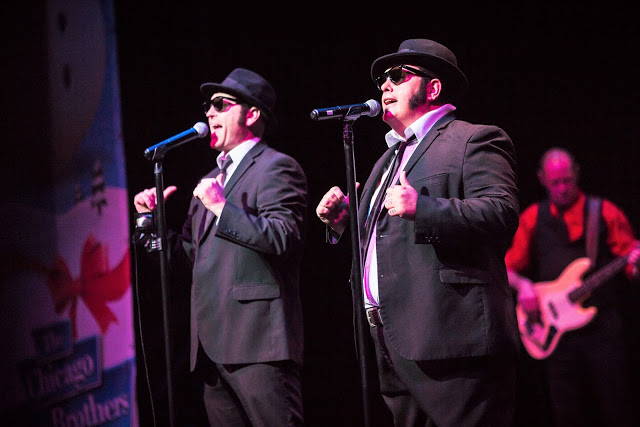 Review: Chicago Blues Brothers at St David's Hall.