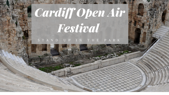 Review: Cardiff Open Air Festival Presents Stand Up in the Park