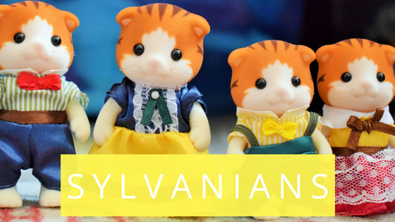 Imaginative and Joyful: Sylvanian Families
