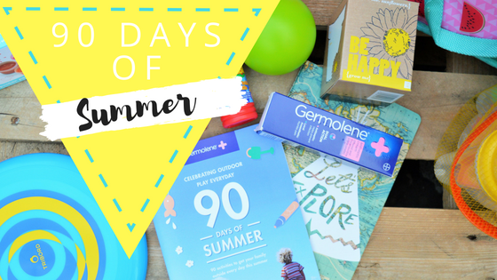 90 Days of Summer with Germolene!