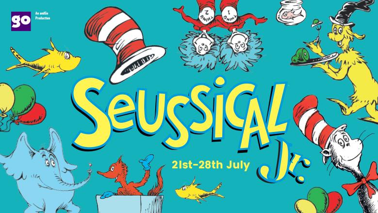 Review: Everyman Theatre Presents Seussical Jr