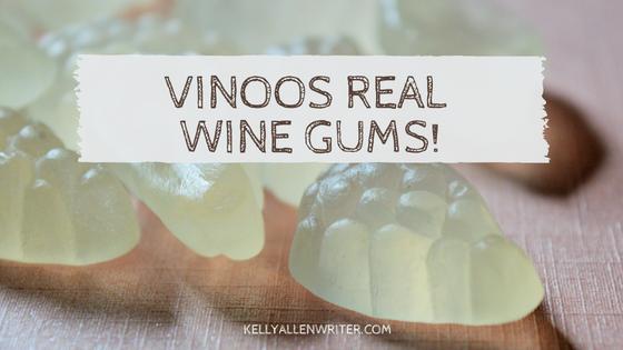Vinoos Real Wine Gums Review & Discount!