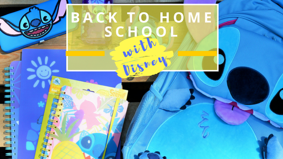 Back to 'Home School' with Disney Store!