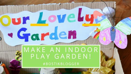 Make Your Own Indoor Garden #BostikBlogger