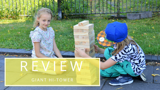 Review: Giant Hi-Tower Game From Big Game Hunters