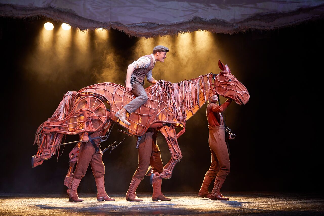 Why I Shed a Tear: War Horse at Wales Millennium Centre Review