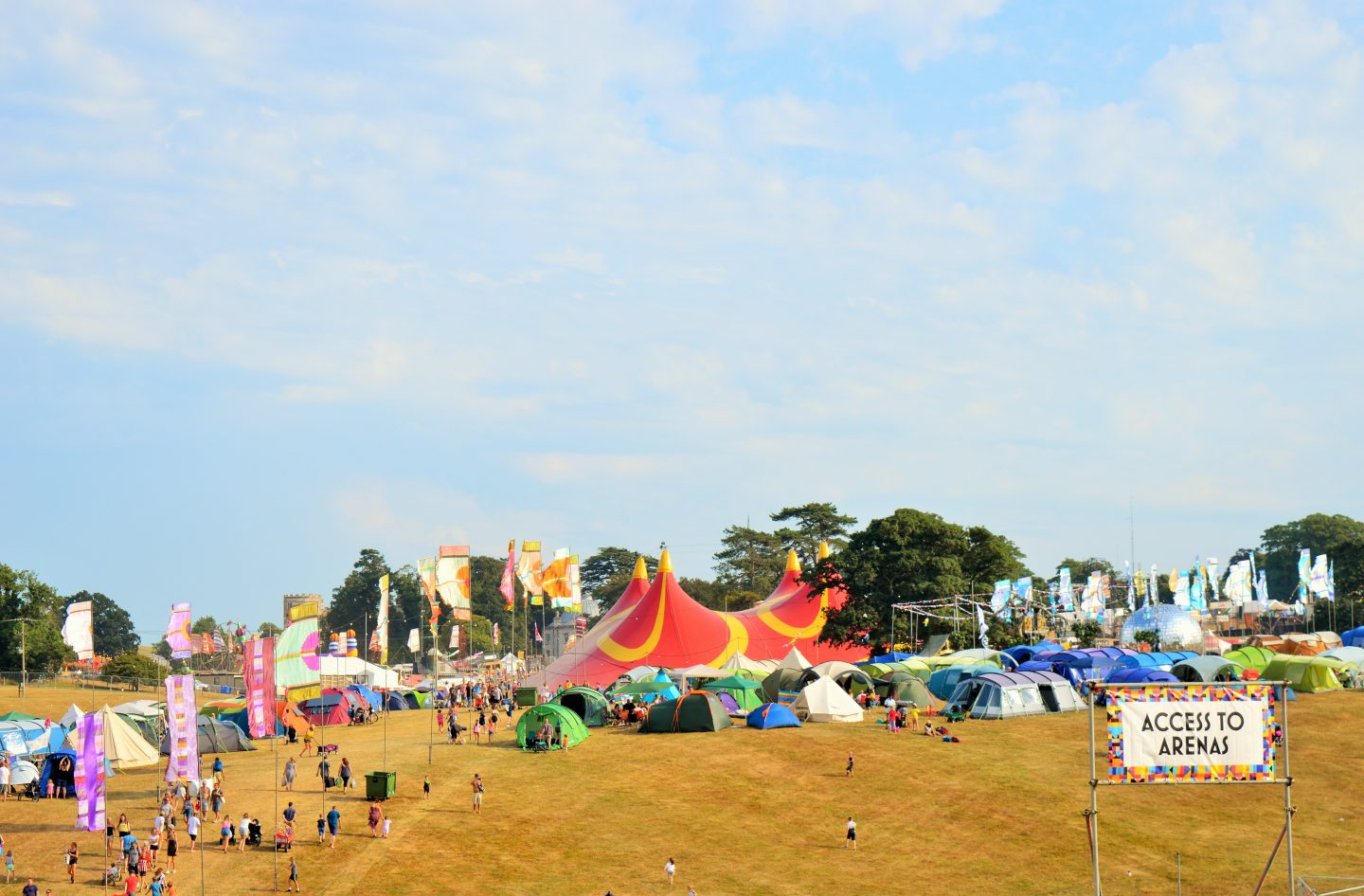 Our Family Trip to Camp Bestival 2018