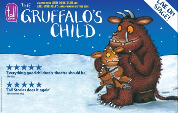 Review: The Gruffalo's Child at New Theatre