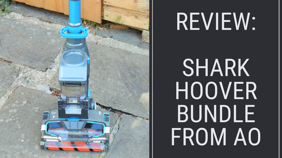 Unboxing & Review: Shark Bagless Upright Vacuum Cleaner and Cordless Bundle!