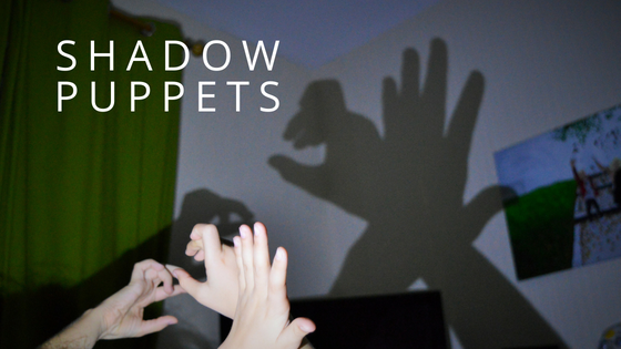 Summer Holiday Fun: Shadow Puppets