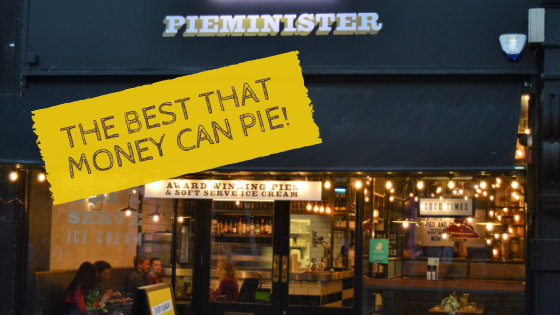 Pieminister Cardiff Review: I Must Have Pied and Gone to Heaven!