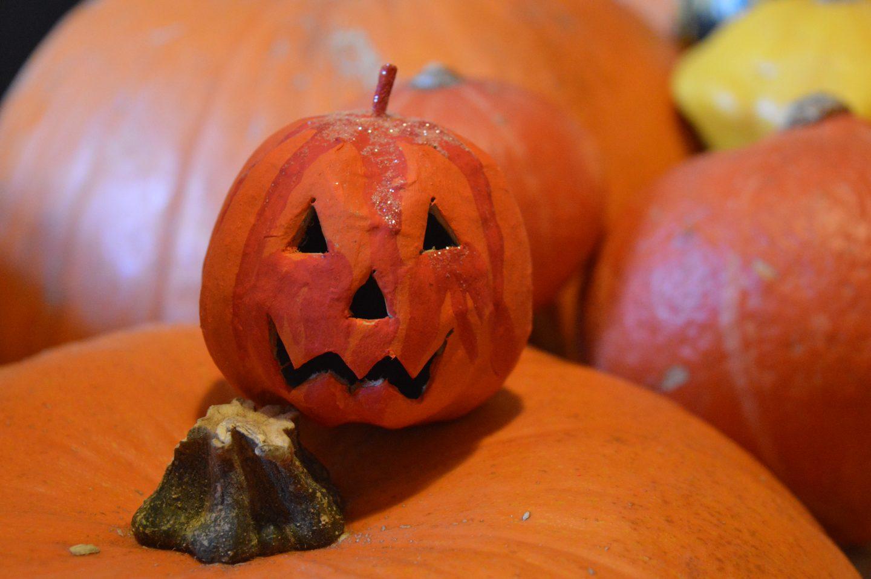 Cute Pumpkin Craft With Hobbycraft!