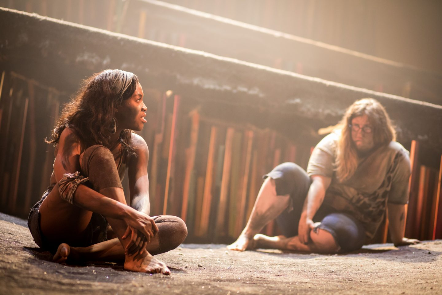 Review: Lord of the Flies at Sherman Theatre