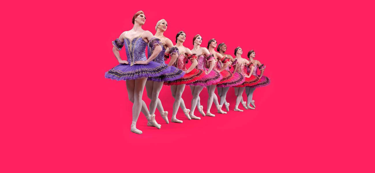 Review: Les Ballets Trockadero de Monte Carlo at Wales Millennium Centre